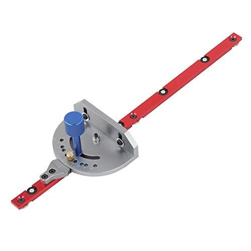 Duwbeugel verstekgeleider Tafelzaag Ruler Houtbewerking Tool voor Schrijnwerker Zagen Angle Gauge Discount