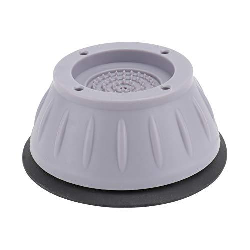 Homoyoyo Máquina de Lavado de Almohadillas de Pie para Anti-Vibración Y Anti-Caminar Lavadora Y Secadora Antideslizante Mat para Reducción de Vibraciones Y Absorber