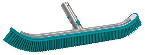 Bayrol 411024 Brosse de nettoyage avec poils en caoutchouc 50 cm Modèle 2020