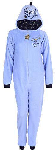 Pijama Azul Celeste de una Pieza Genio...