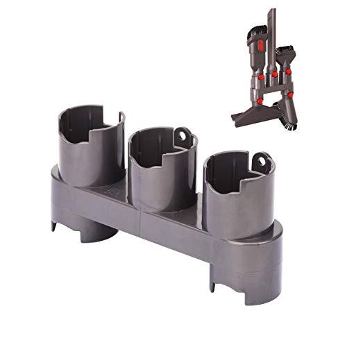 Supporto per Montaggio a Parete per Dyson V11 V10 V8 V7 Aspirapolvere, Docking Station Accessorio Organizer, Supporti da Parete per Mantenere Vostri A