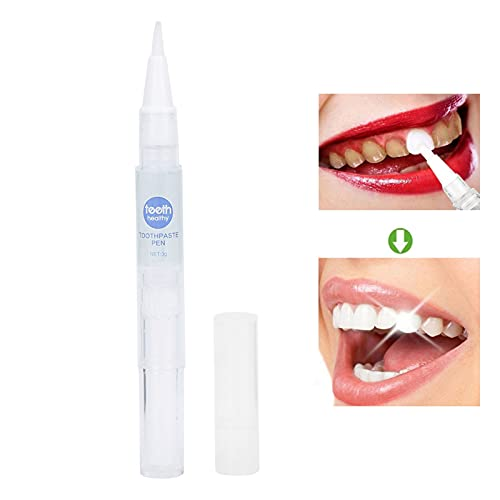 Tandenbleekpen, Niet-gevoelige Tandenbleekpen Vlekverwijdering Tandenbleekmiddel Pijnloos Geen Gevoeligheidsbleekgelpen voor Mondverzorging Geef U een Mooie Glimlach