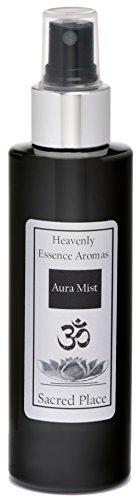 Aura Spray – Lieu Sacré – 100% naturel bio Aromathérapie dans une Brume délicate spirituelle