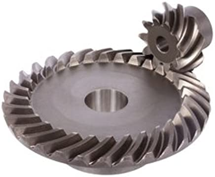 S=10.5mm ============================================= B and E b E=17.7mm b=4.5mm B=6mm Bevel gear made of die-cast zinc ZnAl4Cu1 module 1.0 16 teeth i=1:1 ====================================================== In catalog 40-1 there are mistakes at S