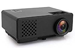 Dinshi Infinix Full HD Projector 1000 Lumen LED Projector with HDMI/VGA/USB Ports,Dinshi,Dinshi Infinix Black