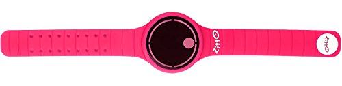Reloj multifunción ZITTO MOVE Pink Force en silicona rosa ZITTOMOVE-PF