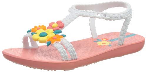 Ipanema Mädchen My First VI Baby Sandale, pink/White, 19.5 EU