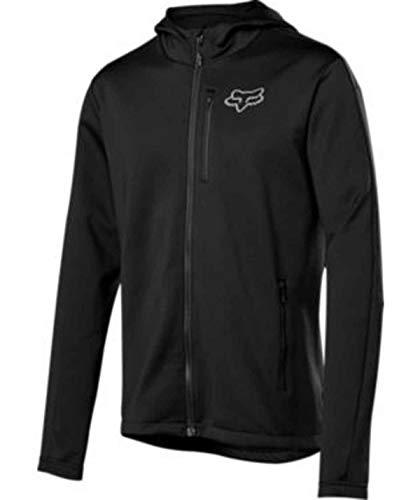 Fox Racing Herren Ranger TECH Fleece Jacket Fleecejacke, schwarz, Medium
