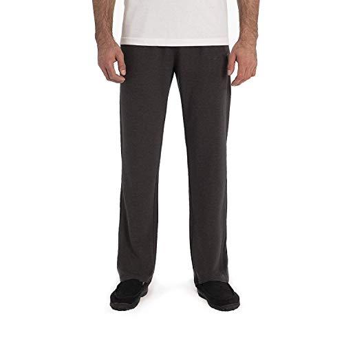 Eddie Bauer Men's Lounge Pant - Charcoal Large