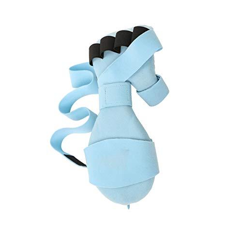Handspalk rusten voor beroerte Handpijn Tendinitis Verstuiking Fractuur Artritis Dislocatie, Ondersteuning voor nachtpolspalk, Breukfixatie Steiger
