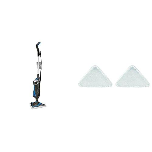 BISSELL PowerFresh LiftOff Dampfreiniger + Ersatz-Pads