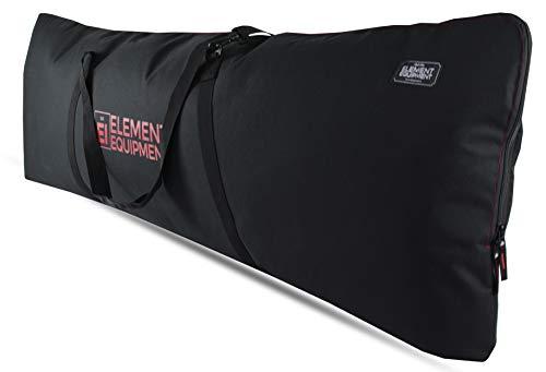 Element Equipment Padded Snowboard Bag Travel Snowboard Bag Black/Red