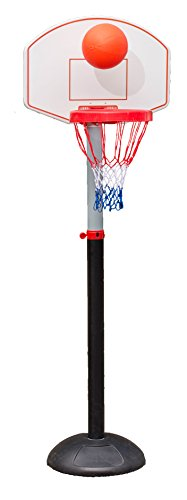 Set da Basket Regolabile di Traditional Garden Games