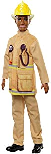 Barbie Firefighter Doll