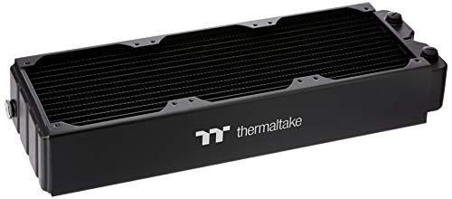 Thermaltake CL-W231-CU00SW-A Pacific CL360 Plus RGB Radiator/G 1/4 Ready/LCS/Full Copper, Nero