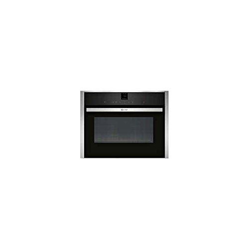 Micro ondes Encastrable Neff C17UR02N0 - Micro-Ondes Intégrable Inox et noir - 36 litres - 900 W
