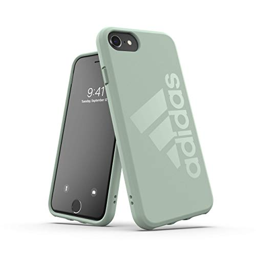 adidas SP Essential SS20 - Carcasa para iPhone 6/6S/7/8/SE 2G, Color Verde
