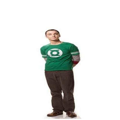 Star Cutouts Ltd Dr Sheldon Cooper The Big Bang Theory Pappaufsteller, Pappe, Mehrfarbig, 92 x 24 x 92 cm