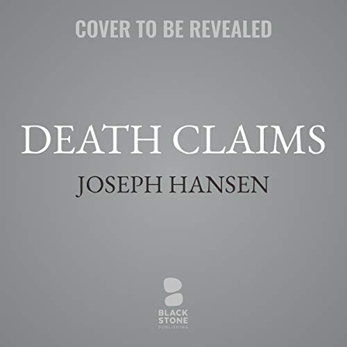Death Claims audiobook cover art