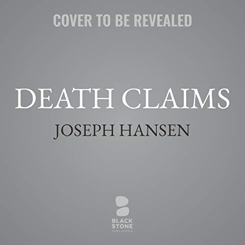 Page de couverture de Death Claims