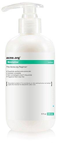 Acne.org Moisturizer