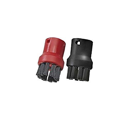 Without brand LT-Home, 2 * Nylon Messingbürste Düsen for Karcher SC2 SC2000 SC2.500 SC2.600 Dampfreiniger Teile Zubehör