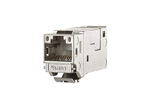 METZ Connect E-DATmodul Keystone Cat.6A Jack