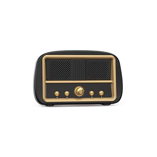 GUANGHEYUAN-J Inalámbrica Bluetooth estéreo Altavoz Bluetooth TV subwoofer inalámbrico Bluetooth, Altavoces (Color : Black)