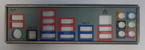 Gigabyte GA-990FXA-UD3 Rev.4.0 Blende - Slotblech - IO Shield #35820