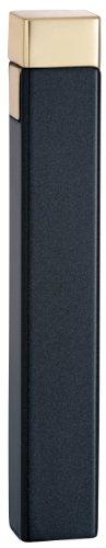 WINDMILL(ウインドミル) ガスライター BLINDFILE フリント式 スリム ブラック W06-1002
