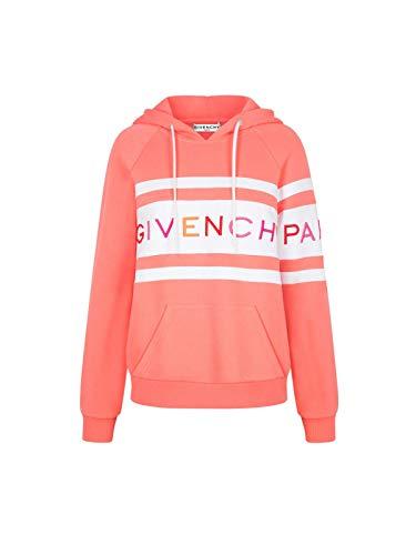 Givenchy Luxury Fashion Damen BWJ0073Z1X652 Rosa Baumwolle Sweatshirt | Frühling Sommer 20
