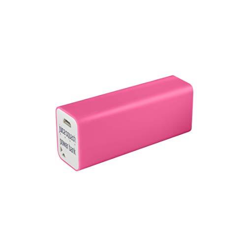 Juice Squash XL Fast Charge Mini-powerbank, Squash, roze