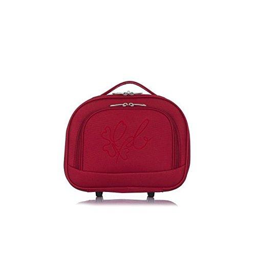Les Petites Bombes Anna Vanity, 34 cm, 11 L, Rouge