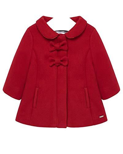 Mayoral - Abrigo de lana para niña Newborn Amarena 70 cm (4-6...