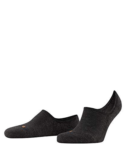 FALKE Unisex Keep Warm Lässige Socken, grau (anthracite mel. 3080), 39-41