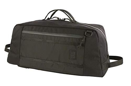 Topo Designs Mountain Duffel - Mochila (40 L), color Negro, talla Einheitsgröße