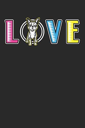 Boston Terrier Love Journal