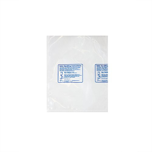Lowest Price! UltraSource Safe Handling Pouches, 3 mil, 8 x 10 (Pack of 1000)