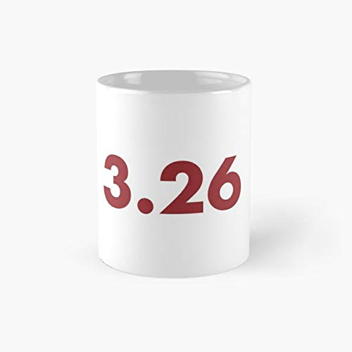 326r Max Day Classic Mug - Ceramic Coffee White (11 Ounce) Tea Cup Gifts For Bestie, Mom And Dad, Lover, Lgbt