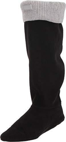 Hunter - Medias de fútbol - para hombre, todo el año, Mujer, color Grey (Grey Marl), tamaño L