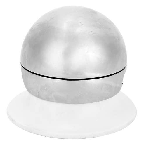 Tornillo de banco con base de grabado de joyería, Mini bola de metal para joyería, base esférica para fabricantes de relojes para trabajadores de reparación de relojes