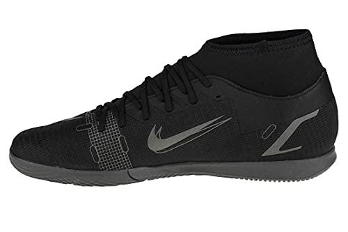 Nike Cv0954-004_43, Zapatillas de fútbol para Interior Hombre, Negro, EU