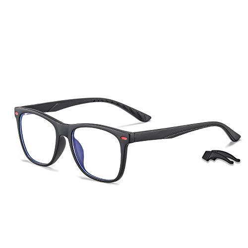Bircen Kids Blue Light Blocking Glasses, Anti Eyestrain Computer Gaming TV Glasses for Kids Boys and Girls Age for 4-12