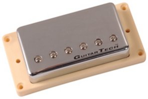 Guitar Tech gt674micrófono pastilla Humbucker y cuchillos