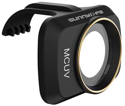 Prodrocam - Filtro obiettivo per DJI Mini 2 per DJI Mavic Mini Drone, filtro per lenti – Kit di filtro professionale (MCUV)