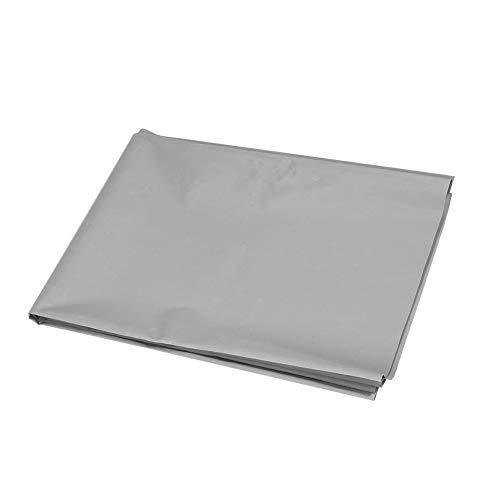Pantalla de proyector HD, 50-120 pulgadas 16: 9 Cortina de proyección plegable...