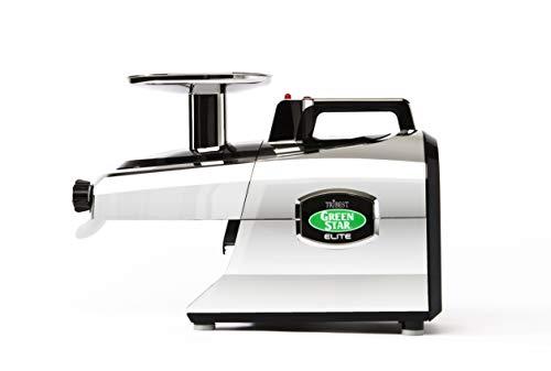 Slow Juicer Entsafter Greenstar Elite Chrom 5050 Bild 2*