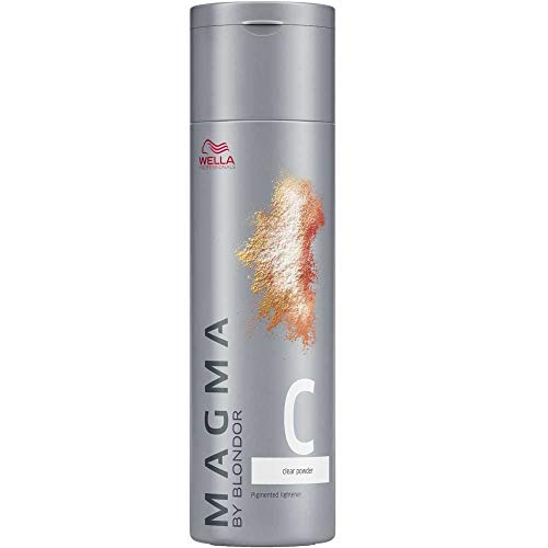 Wella Magma Haarfarbe /00 Clear Powder, 1er Pack (1 x 120 g)
