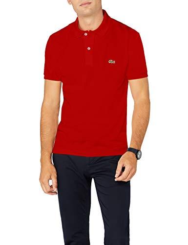 Lacoste PH4012, Polo Para Hombre, Rojo (Rouge), X-Small (Talla del fabricante: 2)