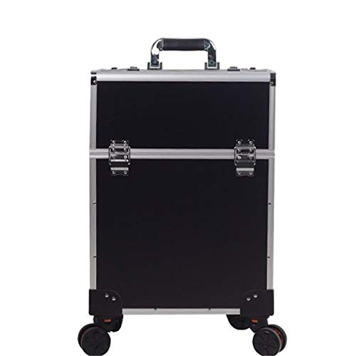 Vanity Case With Makeup Artist Large-capacity Home With Makeup Hairdressing Tattoo Tool Box, Beauty Studio, Professional Makeup Artist Powder